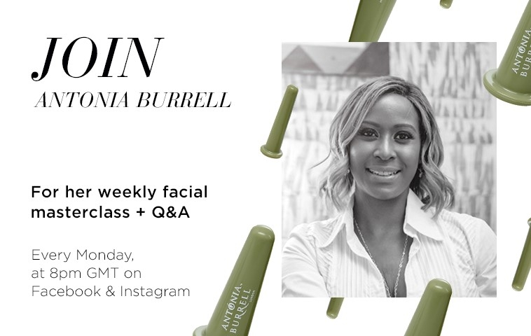 Antonia Burrell Weekly Facial Masterclass